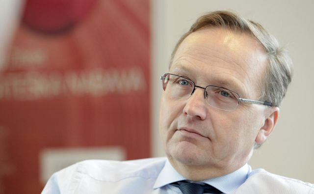 Partner pri svetovalnem podjetju Kearney Branko Žibret: Težave z dobavami so za nekoga, ki je lahko alternativni vir, tudi priložnost.<br /> Foto Ljubo Vukelič