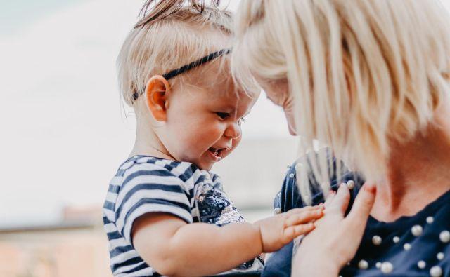 Leta 2018 je bilo v Sloveniji glede na tip družine 117.775 mater z otroki. FOTO: Iana Kušer