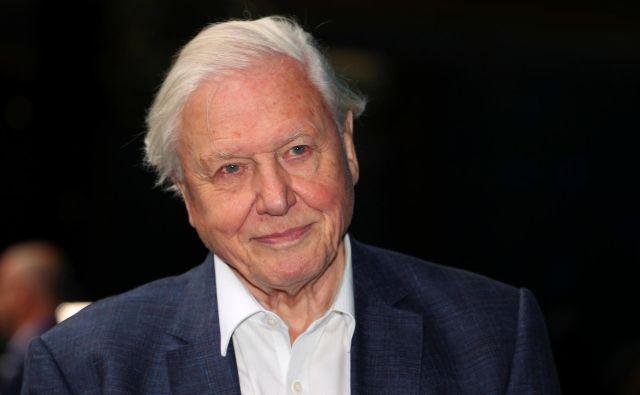 Ob Attenboroughovih pripovedkah o naravi in njenih prebivalcih je odraščala in se postarala celotna generacija.FOTO: Hannah Mckay/Reuters