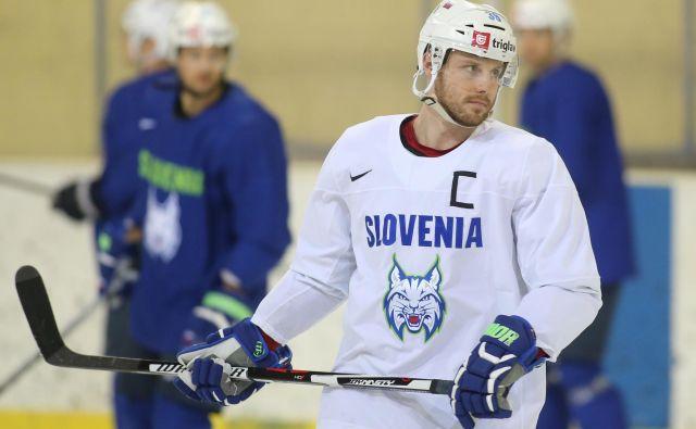 Nekdanji kapetan risov bo igral v naslednji sezoni na evropskem severu. FOTO: Igor Zaplatil/Delo