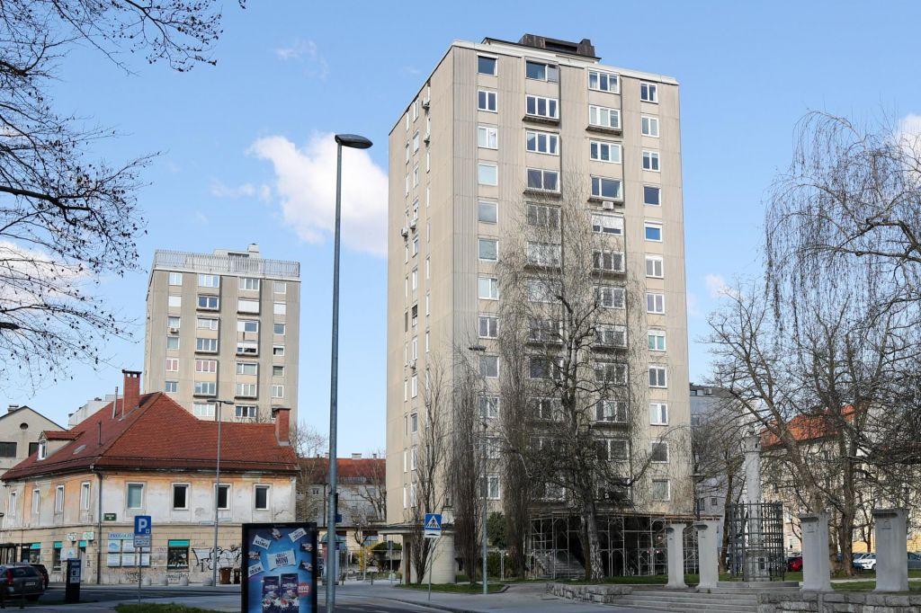 FOTO:Najbolj potresno ogrožena je Ljubljana