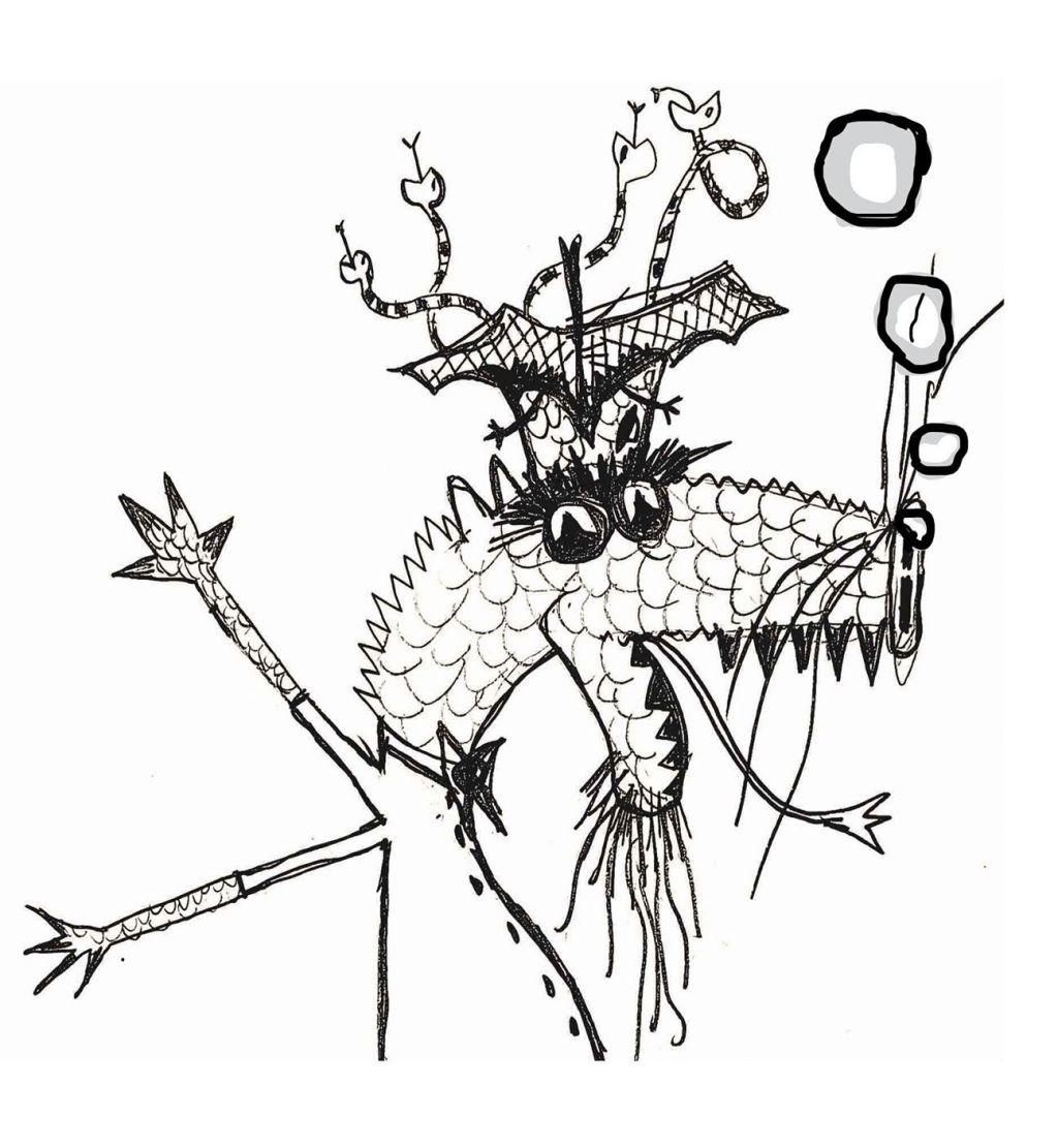 FOTO:O hudobnem zmaju Koronarju 3. del