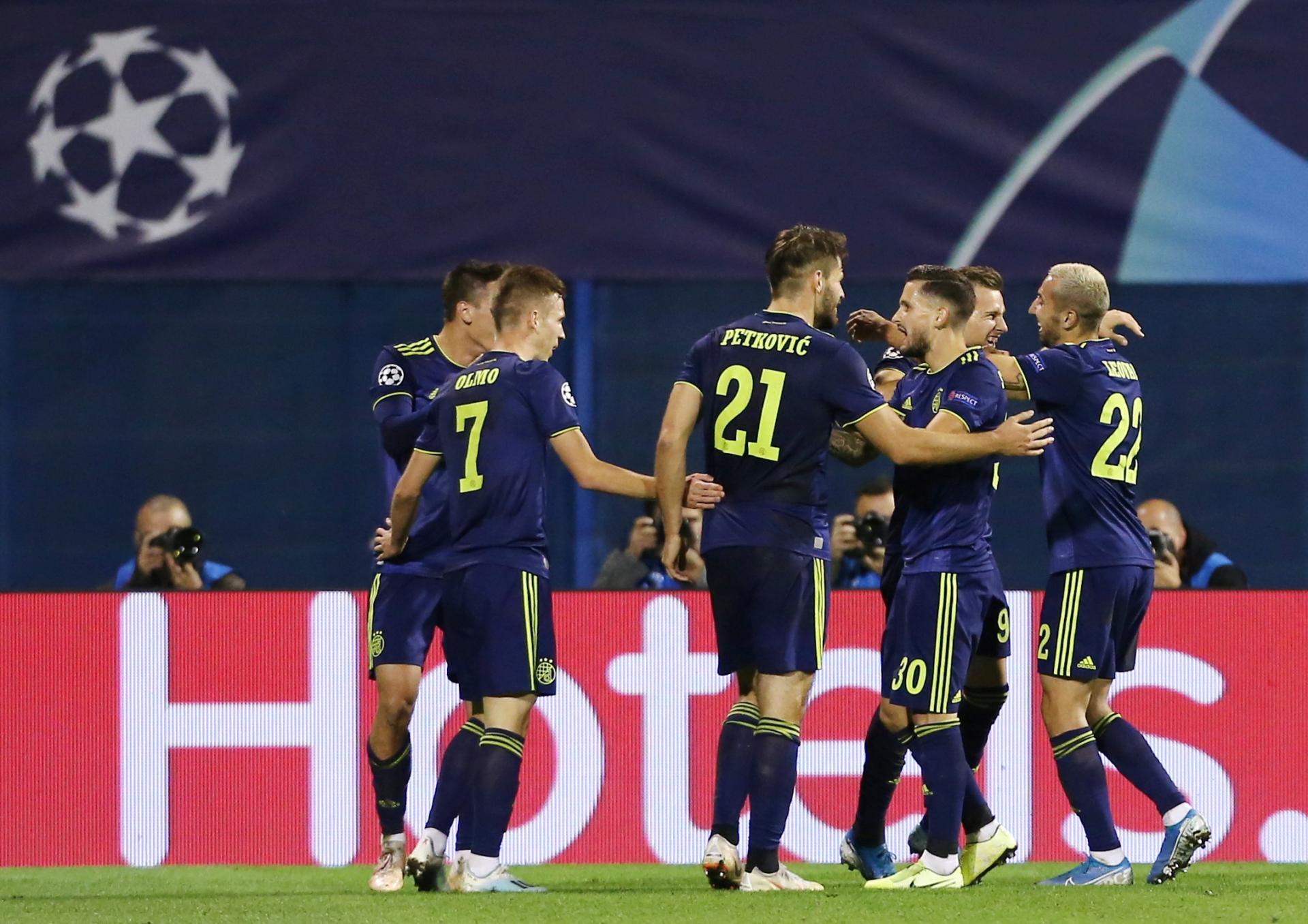 Bayern Zagreb 2020