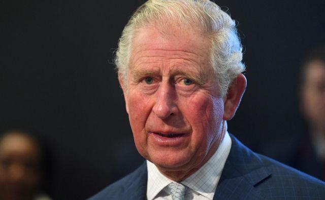 Princ Charles, prestolonaslednik z najdaljšim stažem. FOTO: Pool New/Reuters