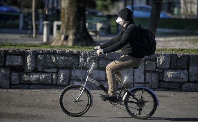 Na decembrski razpis Eko sklada za podjetja je prispelo največ vlog za subvencioniranje nakupa koles. Foto Blaž Samec