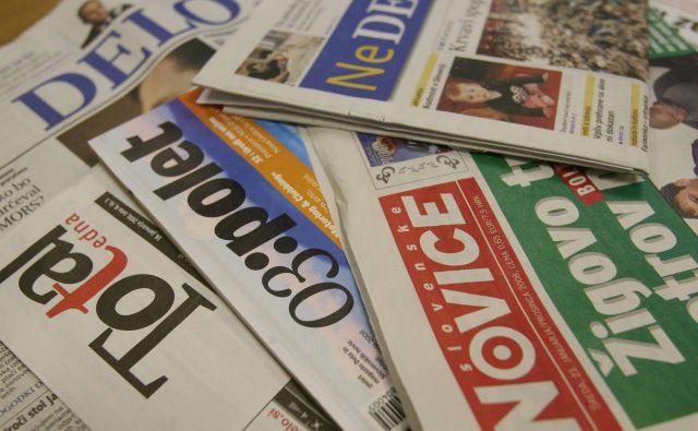 Slovenci radi beremo, s časopisi smo zrasli in nobenega resnega razloga ni več, da stare ljubezni ne bi tudi obnovili. FOTO: Javornik Dejan