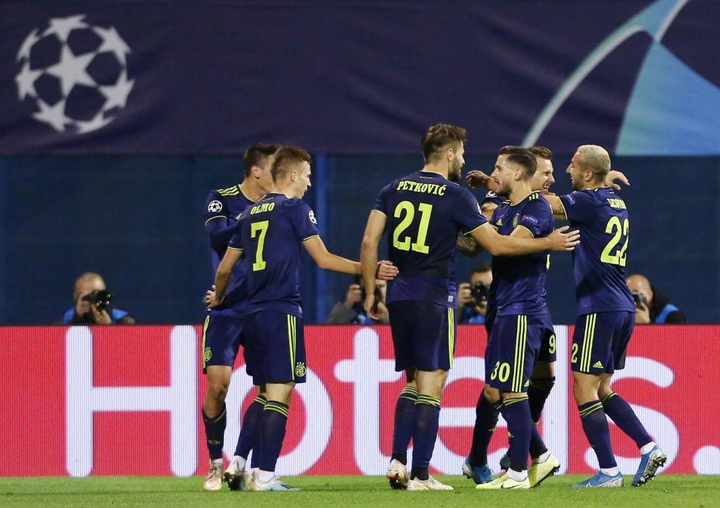 Dinamo Zagreb prekosil tudi Bayern
