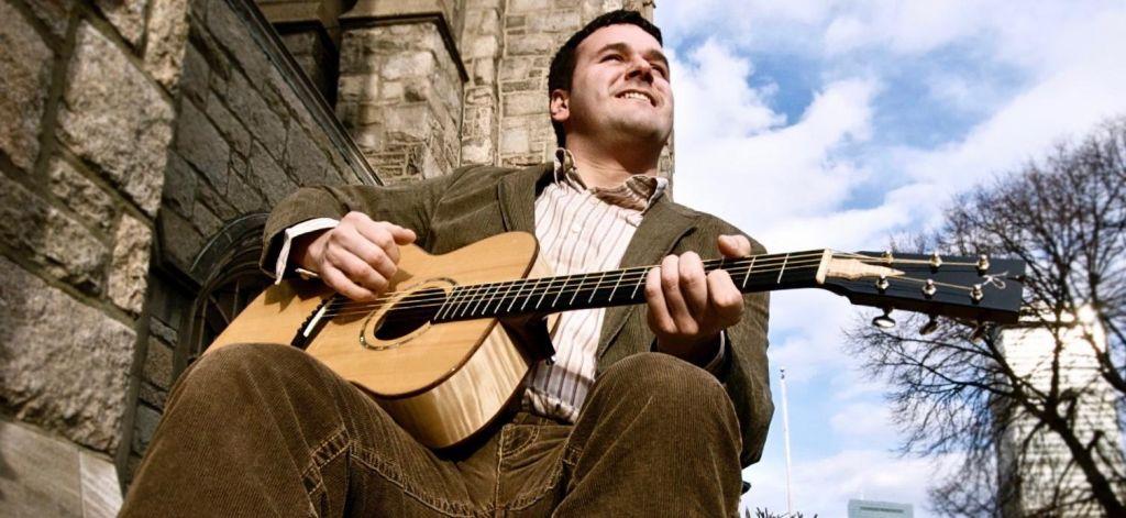 Sašo Zver - Izpoved samosvojega prekmurskega kitarista