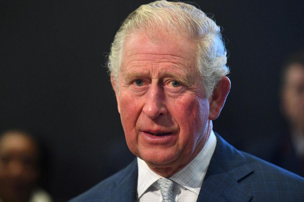 Okužen tudi prestolonaslednik princ Charles