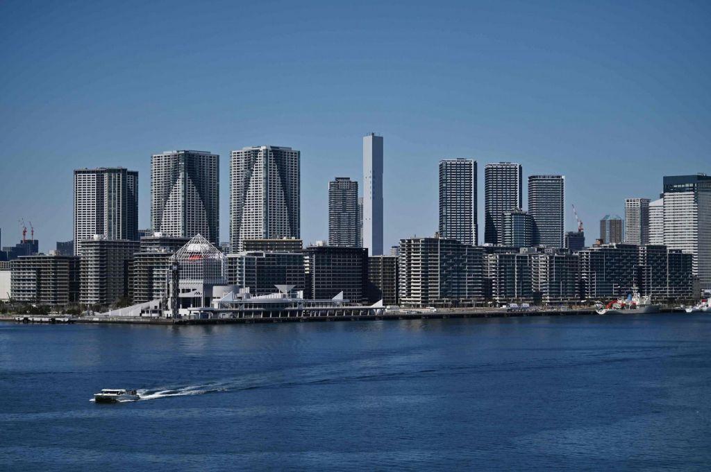 FOTO:Projekt za 30 milijard dolarjev: Japonska in MOK pred velikanskim logističnim izzivom