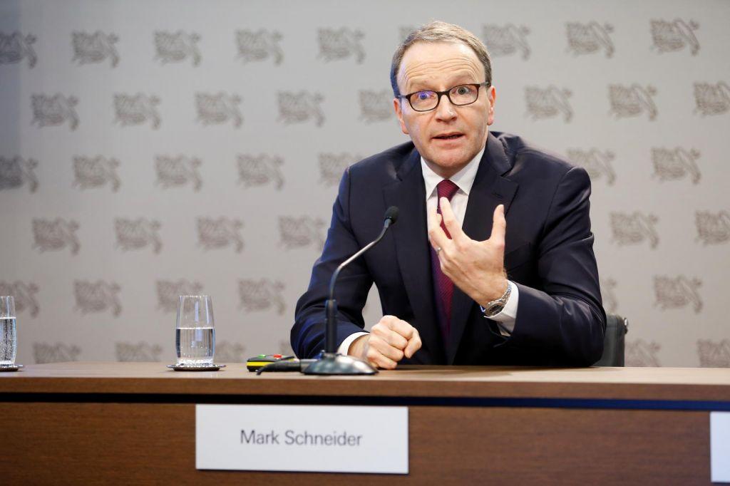 Nestlé v času pandemije: Schneider išče varne poti
