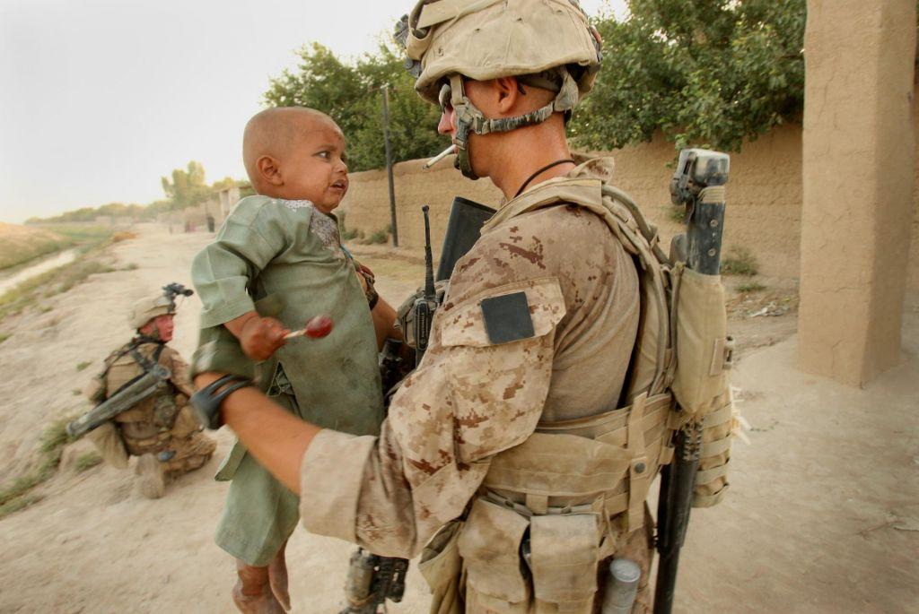 Afganistanska vrnitev na točko nič