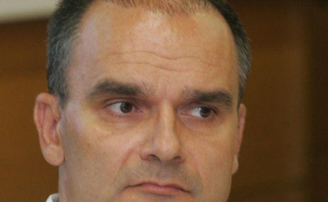 dr. Marko Jaklič Foto: Tomi Lombar