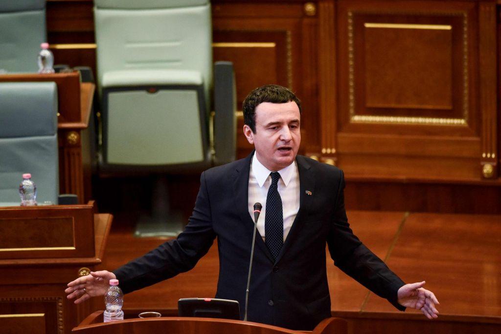 Bela hiša je pokazala svojo moč na Kosovu