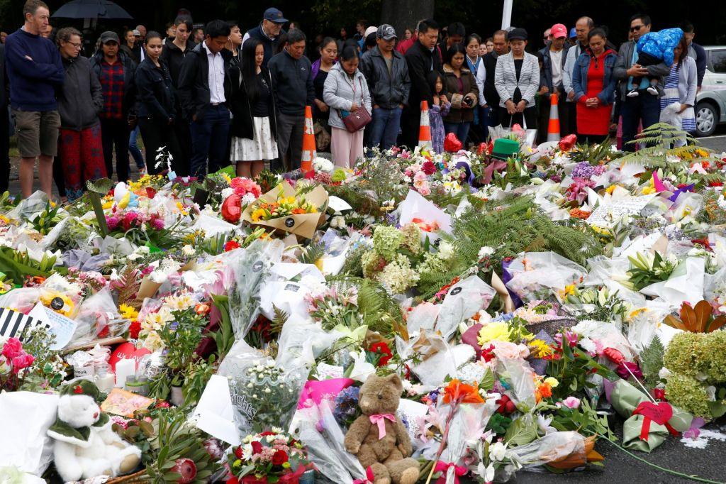 FOTO:Terorist priznal krivdo za napade v Cristchurchu