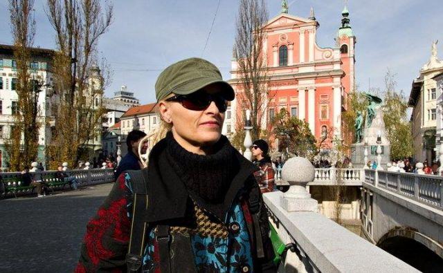 Irena Povše je bila glasbena promotorka. FOTO: Osebni arhiv