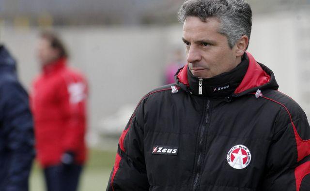 Oliver Bogatinov je prevzel položaj športnega direktorja NK Maribor. FOTO: Mavric Pivk/Delo