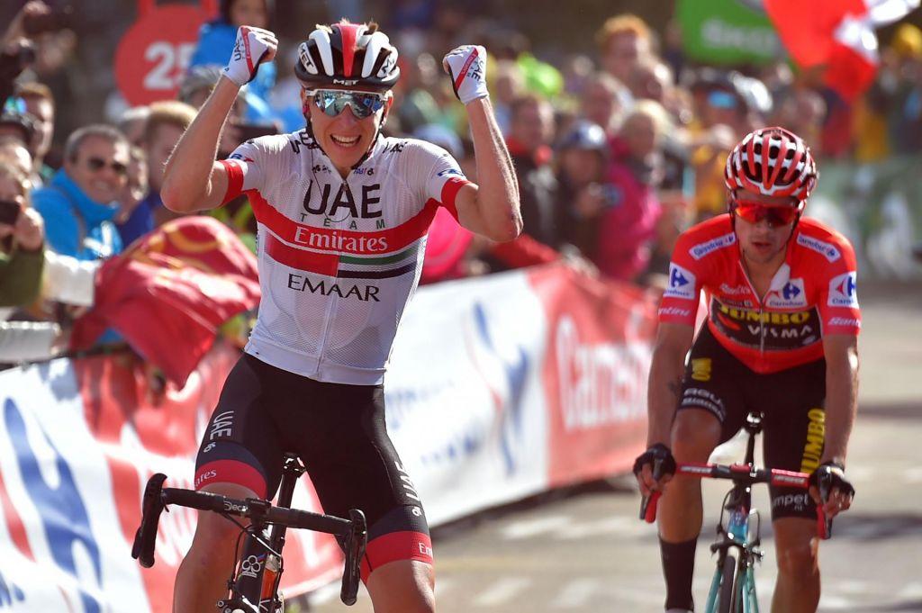 FOTO:Tadej Pogačar bi bolj pogrešal Tour kot olimpijske igre