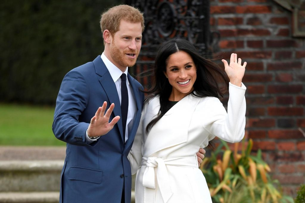 Harry in Meghan sta se preselila v Kalifornijo