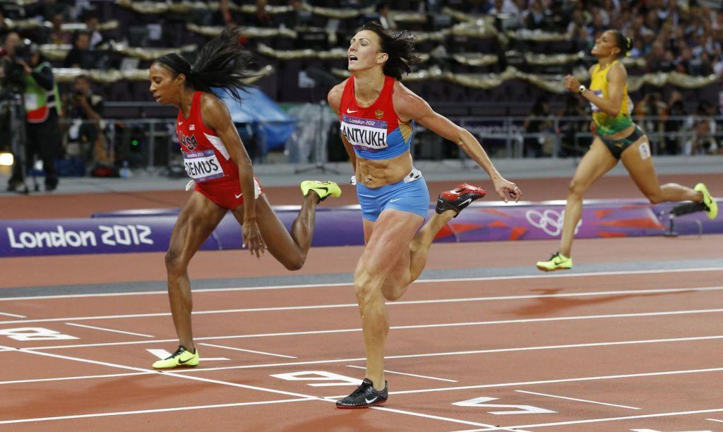 Olimpijska prvaka sta kršila protidopinška pravila