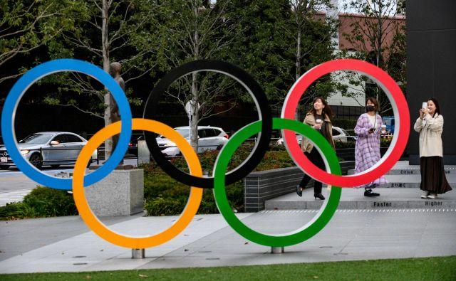 Po odpovedi letošnjih olimpijskih iger v Tokiu bodo prireditelji v naslednjih treh tednih potrdili termin tekmovanja prihodnje leto. FOTO: AFP