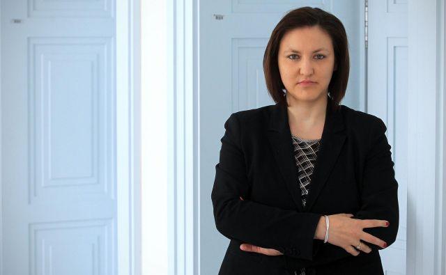 Slovenska veleposlanica na Japonskem Ana Polak Petrič je pričakovala preložitev olimpijskih iger v Tokiu. FOTO: Blaž Samec