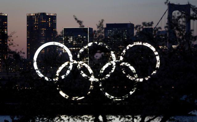 Olimpijske igre v Tokiu še vedno spremlja velika negotovost. FOTO: Reuters
