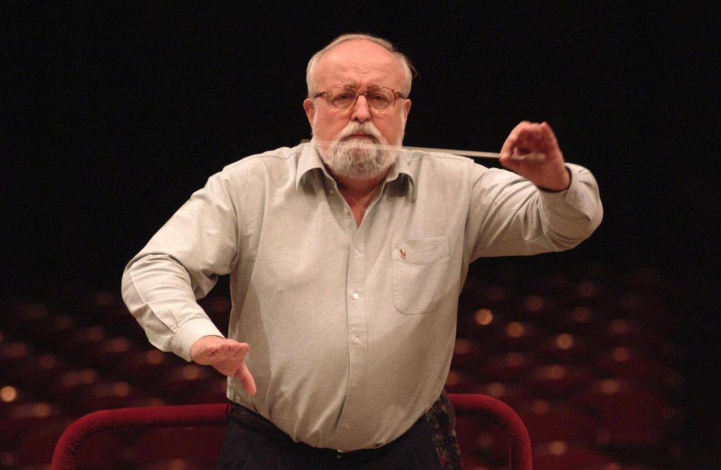 Umrl eden največjih skladateljev 20. stoletja Krzysztof Penderecki