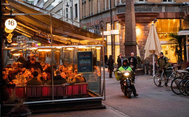 Stockoholm je eno izmed redkih svetovnih mest z družabnim življenjem.<br />