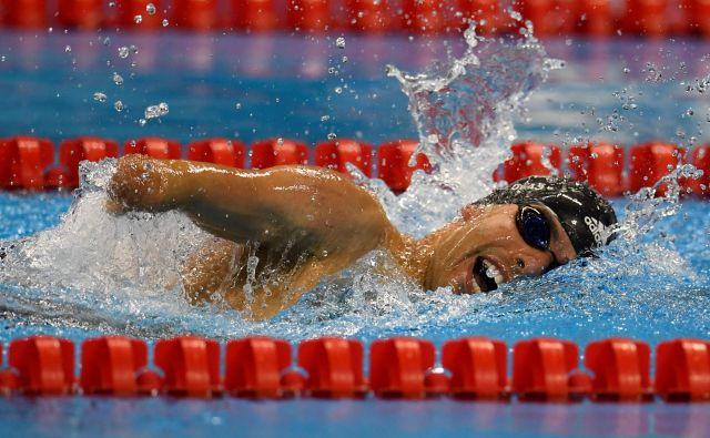 Preložitev olimpijskih iger bo s seboj neizogibno potegnila cel niz preloženih športnih tekmovanj najvišje ravni, kot je morda tudi plavalsko svetovno prvenstvo. FOTO: AFP