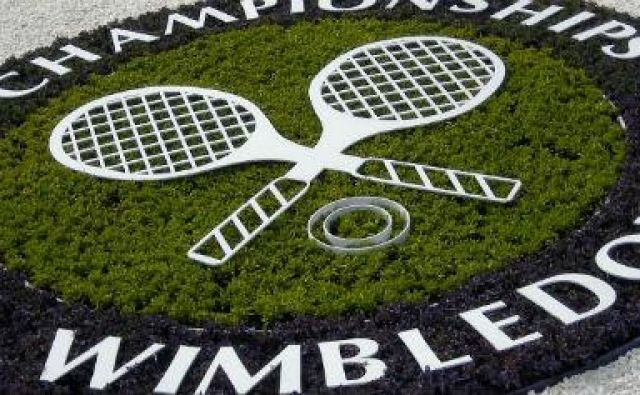 Največji teniški turnir v All England Clubu je nov veliki športni dogodek, ki je postal žrtev epidemije koronavirusa. FOTO: Wimbledon