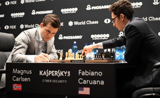Zadnji izzivalec dolgoletnega vladarja, Norvežana Magnusa Carlsena, je bil Američan Fabiano Caruana. FOTO: Shutterstock