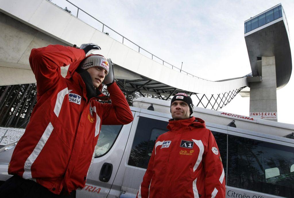 Avstrijci že imenovali novega skakalnega selektorja