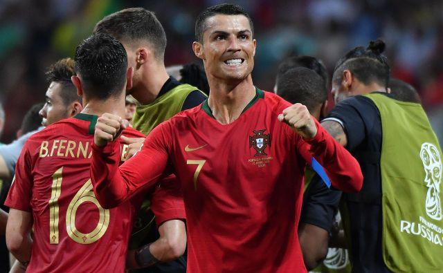 Zaradi spremenjenega tekmovalnega koledarja lige prvakov in evropske lige maja in junija najbrž ne bo reprezentančnih tekem. V Stožicah bi 31. maja morala gostovati Portugalska s prvim zvezdnikom Cristianom Ronaldom. FOTO: AFP