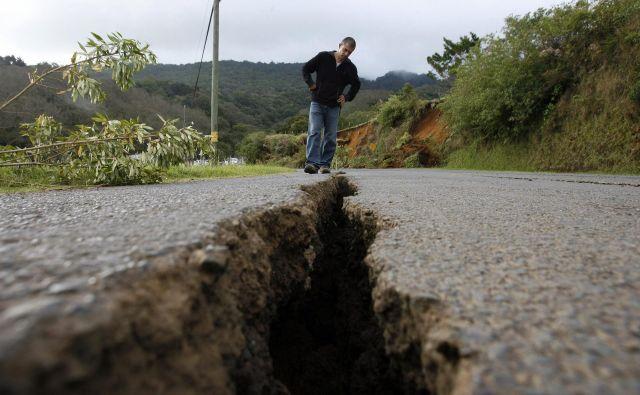 Zemlji ni dobro. FOTO: Juan Carlos Ulate/Reuters