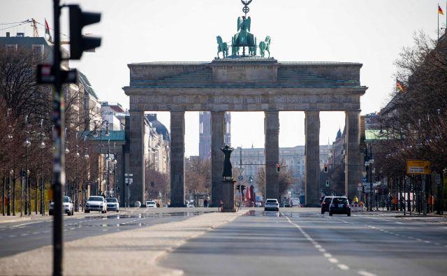 Subvencije malim podjetjem in samostojnim poklicem so le majhen del celotnega paketa pomoči gospodarstvu, ki ga je sprejela nemška vlada. Foto AFP