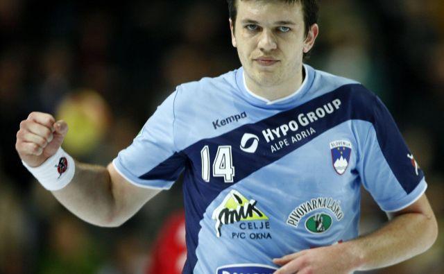 Sergej Rutenka je nekoč zabijal gole tudi za slovensko rokometno reprezentanco. FOTO: Reuters