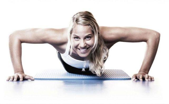 Predstavili bomo krepilne vaje, ki so primerne za varen začetek vadbe moči. FOTO: Shutterstock