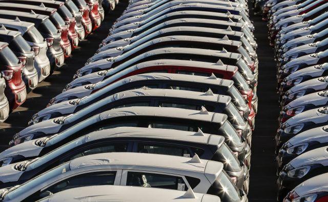 Prodaja avtomobilov je v marcu strmoglavila.<br /> FOTO: Uroš Hočevar/Delo