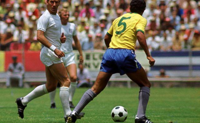 Bobby Charlton je prvi zmagal na SP in v LP ter osvojil zlato žogo. FOTO: Reuters