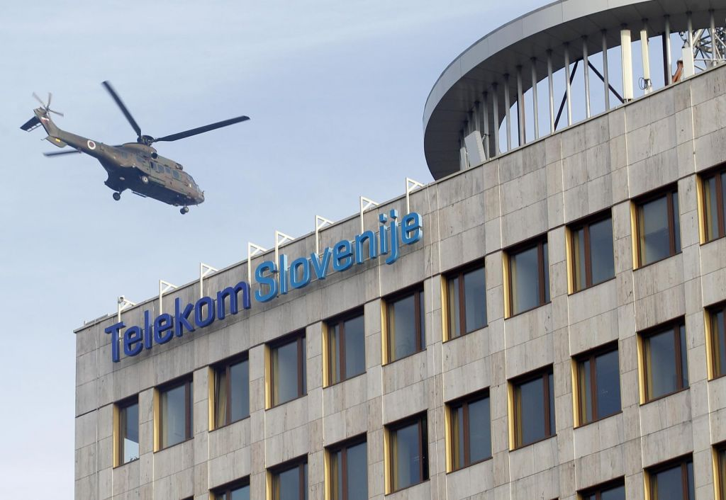 Telekom letos brez dividende