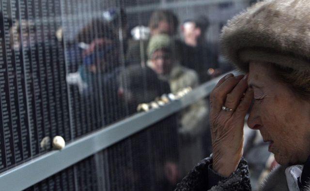 Koncentracijsko taborišče v Auschwitzu so odprli leta 1940. FOTO: Laszlo Balogh/Reuters