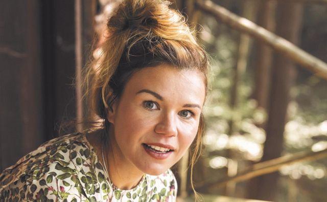Romy Hausmann je nova zvezda psiholoških trilerjev. Foto Astrid Eckert