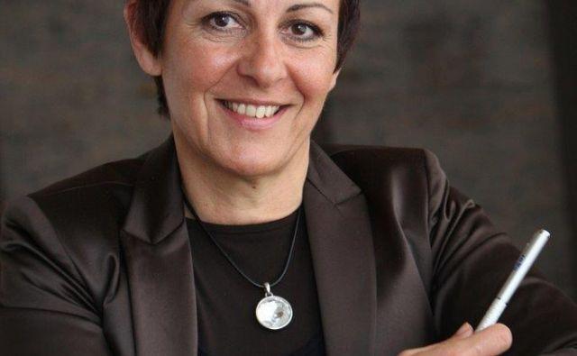 Lidija Jerkič, predsednica ZSSS Foto Zsss