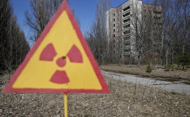Konec meseca bo minilo 34 let od dneva, ko se je v četrtem reaktorju černobilske nuklearke pripetila doslej najhujša jedrska nesreča v zgodovini. FOTO: Gleb Garanich/Reuters