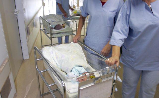 Leto 2020 in svetovni dan zdravja 7. april sta posvečena medicinskim sestram, zdravstvenim tehnikom in babicam. Foto Vogel Voranc