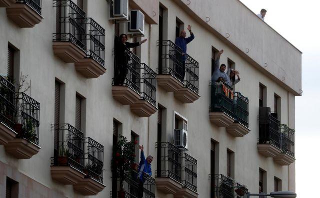 Prizor iz Ronde na jugu Španije. FOTO: Jon Nazca/Reuters