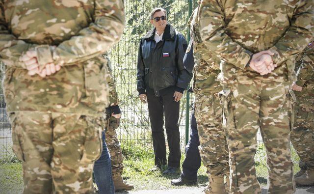 Predsednik Borut Pahor: Morali bi biti za vzor, pa nismo bili. Foto Uroš Hočevar