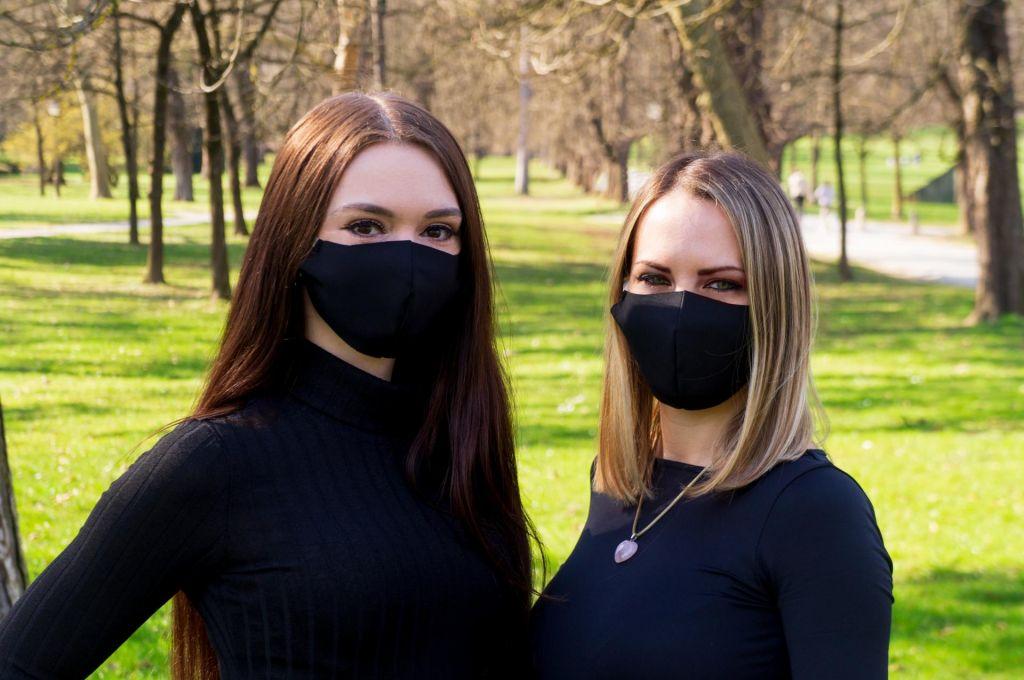 Laboratorij ALBA s kalibriranimi merili preveril higiensko masko, izdelano v Sloveniji