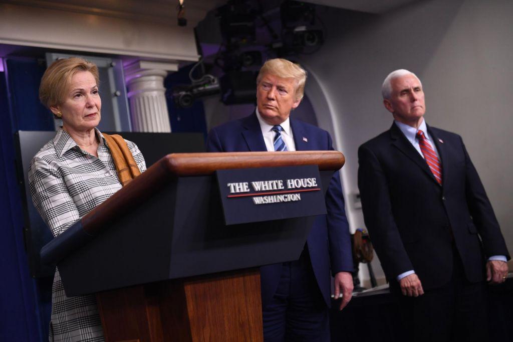 Trump vidi svetlobo na koncu predora